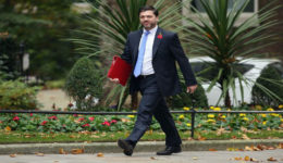 Secretary of Secretary of State for Work and Pensions Stephen Crabb