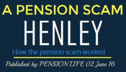 Henley Pension Scam