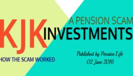 KJK Investments Scam Pension Schemes