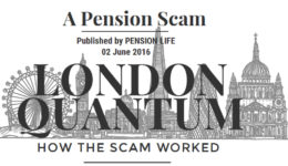 Pension Life blog - Scammers are criminals, so why are they not being prosecuted?
