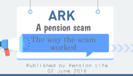 How the ARK Pension Scam worked
