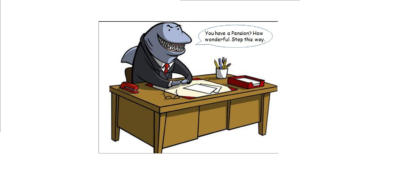 """CWM """"advisers"""" acted as sharks"""