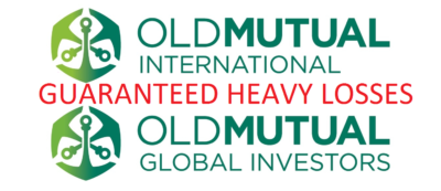 OMI HEAVY LOSSES Old Mutual international investors are at a loss