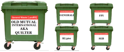 Old Mutual International - the rubbish end of financial services