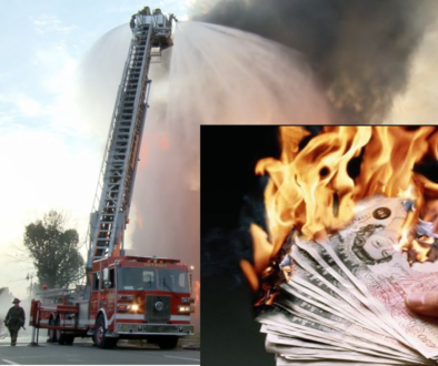 Stopping pension scammers burning victims money as in Barratt and Dalton 1