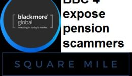 BBC 4 You and Yours expose pension scammers Blackmore Global