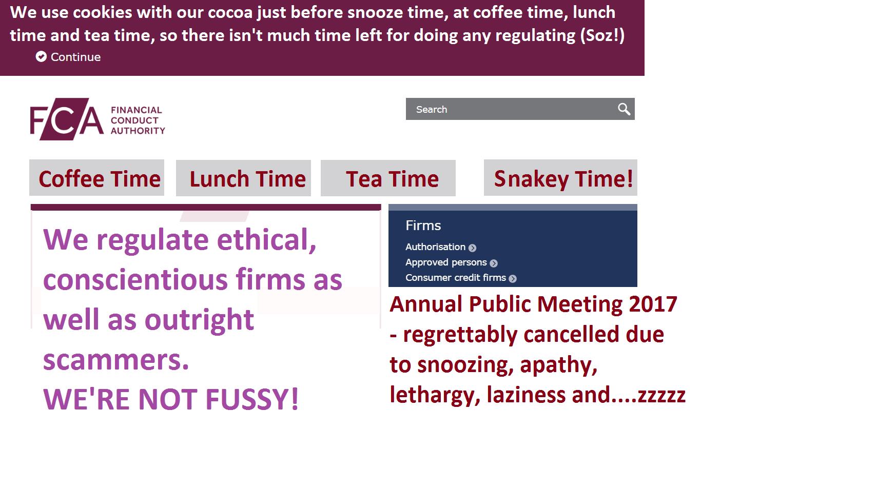 FCA Snakey Time