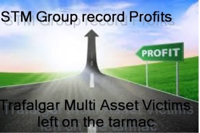 Pension Life Blog - STM Group record profits - Alan Kentish delighted, however no mention of compensation for the vistims of previous pension scam Trafalger Multi Asset