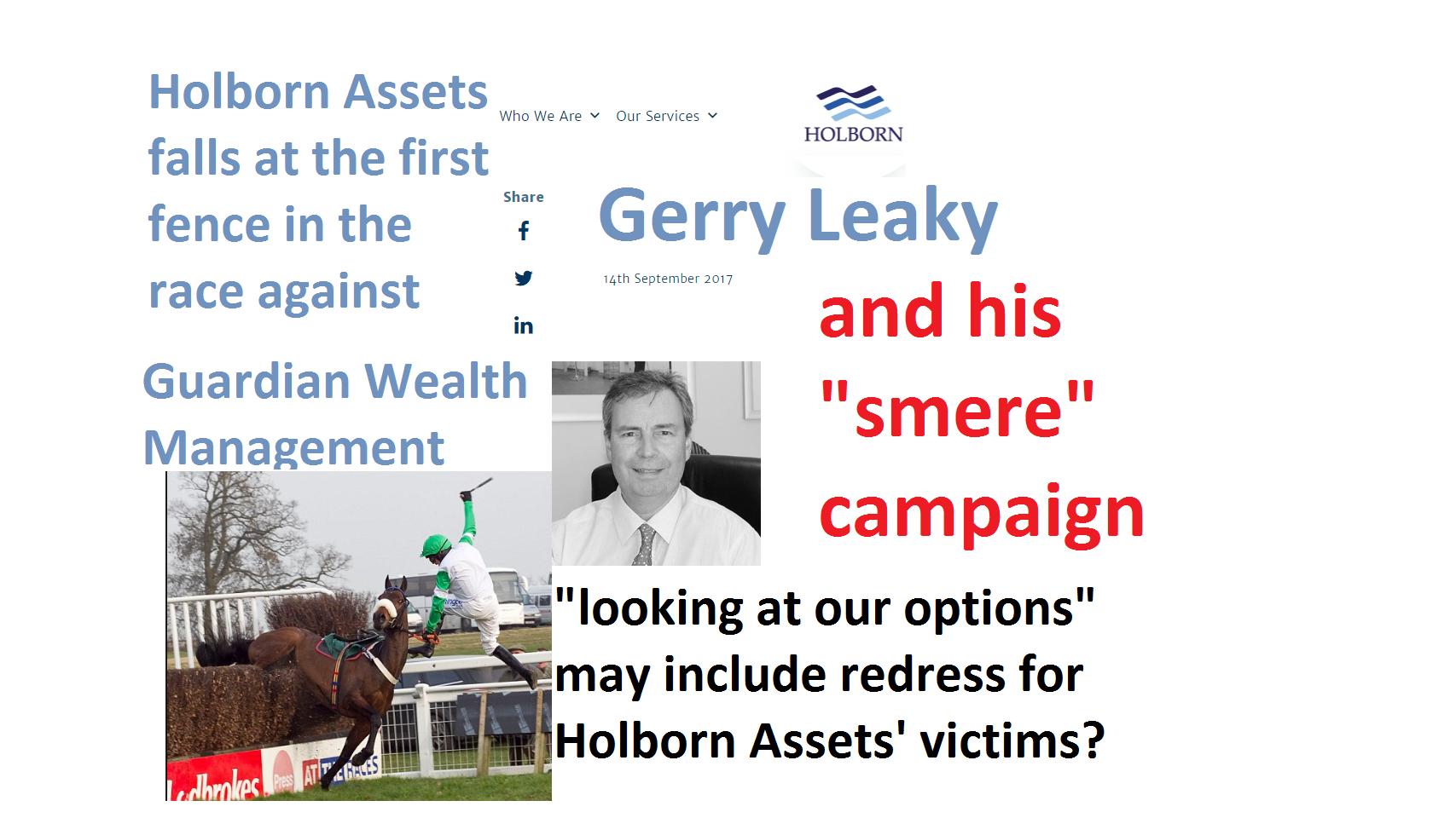 Gerry Leaky