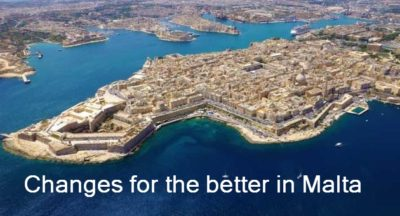 Pension Life Blog - Changes for the better in Malta - Maltese QROPS regulations to change 2nd July 2018- STM Malta