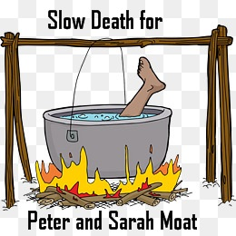 Pension Life Blog - Fast Pensions to die a slow death - Peter and Sarah Moat