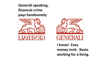 GENERALI WORLDWIDE - FINANCIAL CRIME FACILITATOR