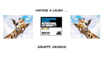 International Adviser - Giraffe Awards
