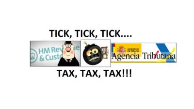Pension Life Blog - HMRC tick tick tick tax tax tax - portfolio bonds
