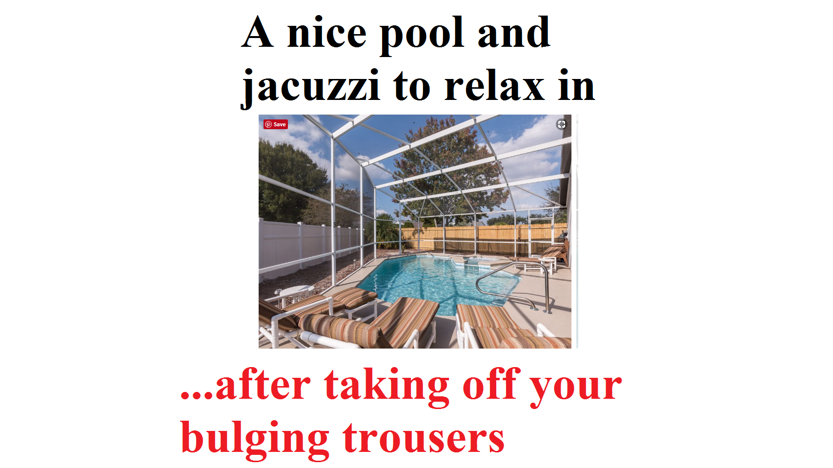 Pension Life Blog - Mastermind - Stephen Ward has a nice pool to relaxing in after scamming thousands of people out of their pensions