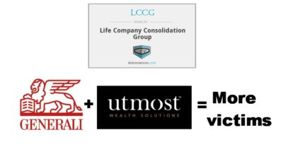 Pension Life Blog - Generali, an utter disgrace, merging with Utmost Wealth Lccg