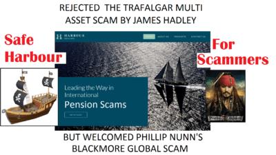 """Blacklist - """"The Pension Scam (No 69)"""""""