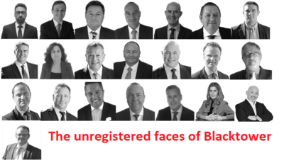 Pension Life BLog - Blacktower Spain - Qualified and registered?