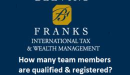 blevins franks qualified