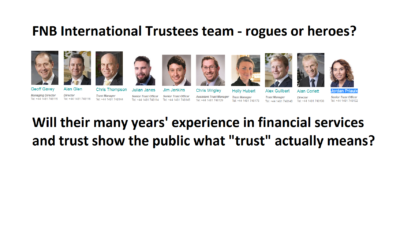 FNB International Trustees - Guernsey