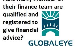 Globaleye dubai - qualified and registered?