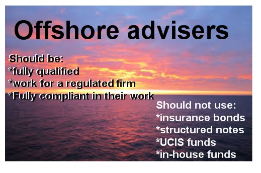 Pension Life blog - 10 essential questions for you offshore advisers