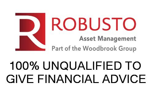 Pension Life Blog - Robusto Asset Management - qualified and registered?