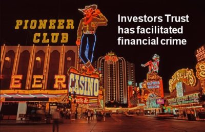 Pension Life Blog - Serious Violation of Investors' Trust