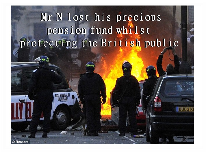 Pension Life blog - London Quantum pension scam - Ombudsman finds Police Guilty - ceding providers - personal and occupational pensions