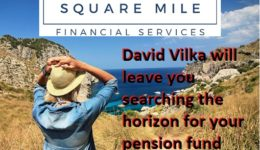 Pension Life Blog - Square Mile International - qualified and registered? David Vilka Square Mile