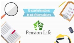 Cartoon blog - 10 essential questions to ask offshore advisers