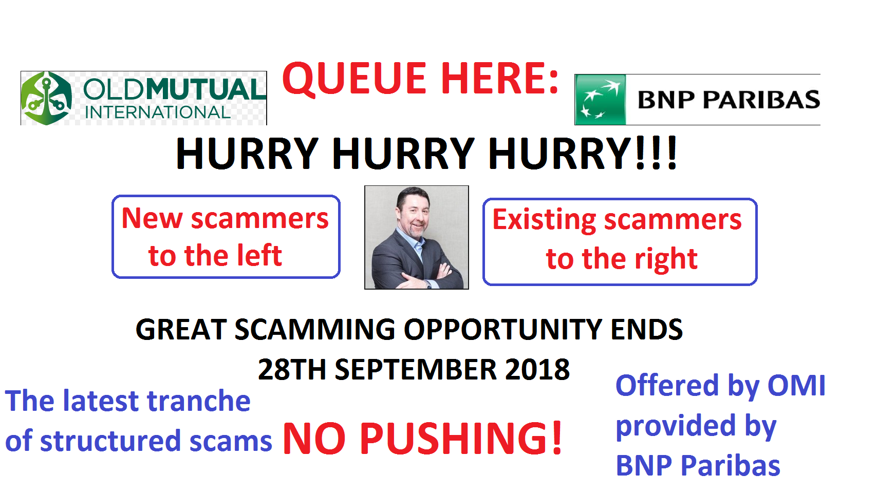 Pension Life Blog - YET ANOTHER STRUCTURED NOTE SCAM BY OLD MUTUAL INTERNATIONAL - OMI - inappropriate structured products