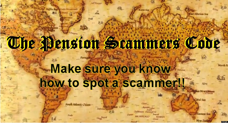 Pension Life Blog - Trolley's Pension Scam Guide