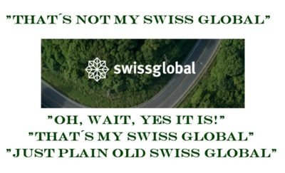 Pension Life Blog - Swiss Global and the missing Aston Martin - That´s not my Swiss Global
