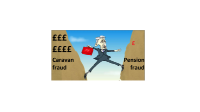 Tackling Caravan Crime - Chancellor Philip Hammond