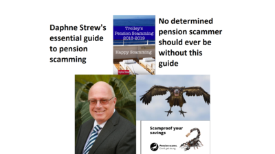 Trolley's Pension Scam Guide