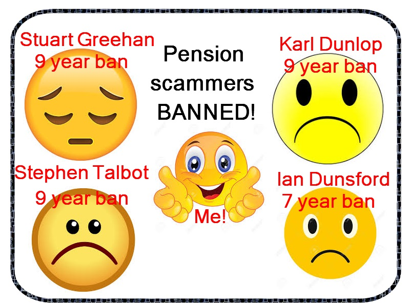 Pension Life Blog - Unqualified pension scammers banned - 4 scammers banned - imperial trustee services - Transeuro Worldwide Holdings