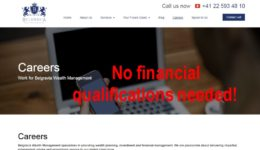 Pension Life Blog - Belgravia Wealth - qualified and registered?