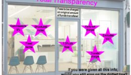 Pension Life Blog - Total Transparency - Andy Agathangelou - Henry Tapper