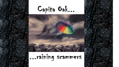 CAPITA OAK PENSION SCAM AND THURLSTONE LOANS