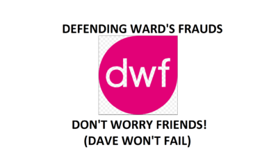 DWF Solicitors and their client Stephen Ward