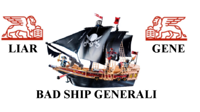 Generali - jumping ship to avoid new regulations?