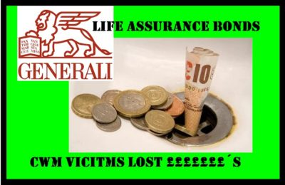 Pension Life Blog - Generali - jumping ship to avoid new regulations?