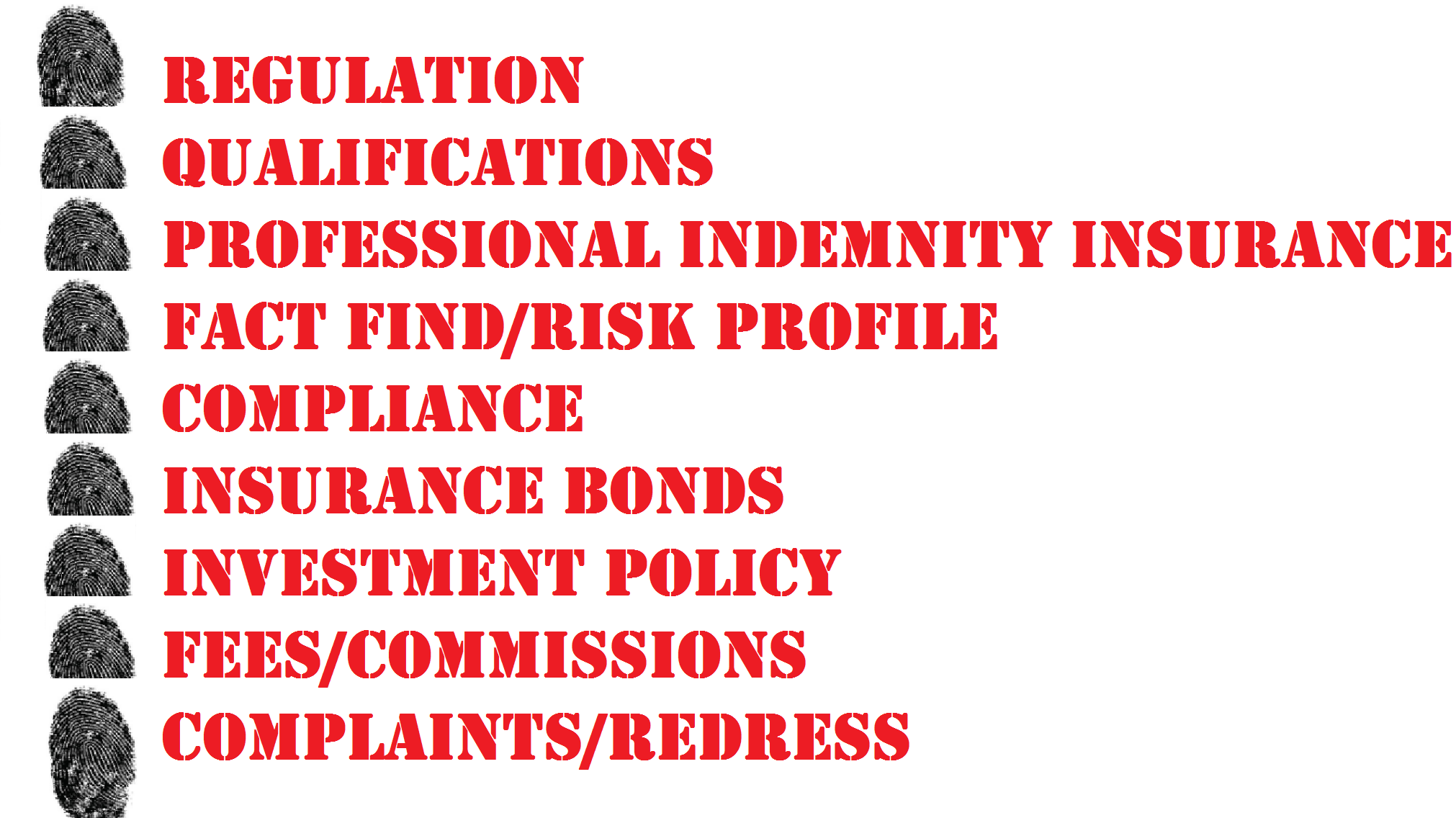 Ten Essential Standards For Pension Advice