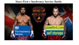 Store First v Insolvency Service