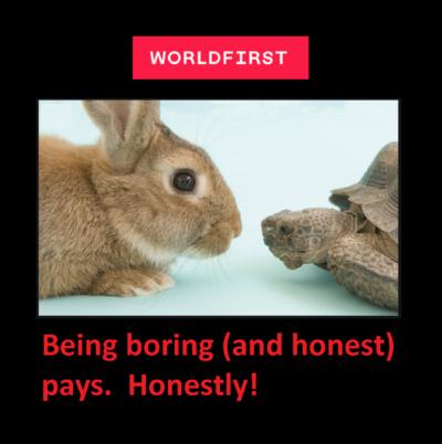 Money First - World First