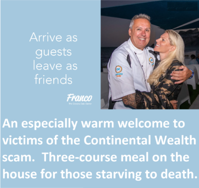 Continental Wealth Management's Jody Bell (Smart, Kirby) and her partner Darren Kirby will now be cross examined in the criminal court for a second time in February 2020.