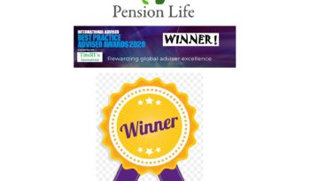 International Adviser invites Pension Life to enter the Best Practice Adviser Awards in partnership with Quilter International