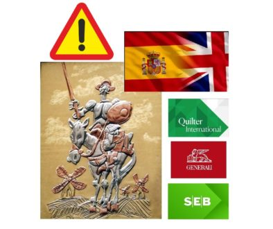 Knowledge is power in the fight against pension scams in Spain and all British expat jurisdictions. Be warned! Be armed!