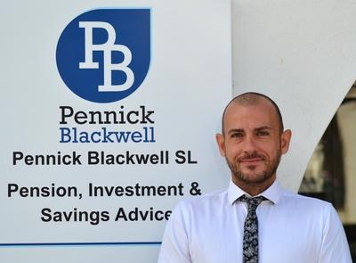 Kristoffer Taft of Pennick Blackwell